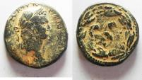 Ancient Coins - SYRIA. ANTIOCH. DOMITIAN AE 27
