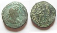 Ancient Coins - ARABIA. PETRA TRAJAN AE 27.