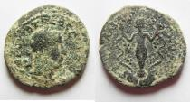 Ancient Coins - Coele Syria. Damascus under Philip I (AD 244-249). AE 25mm, 9.20g.