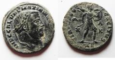 Ancient Coins - MAXIMINUS II AE FOLLIS. ALEXANDRIA. NICE QUALITY