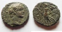 Ancient Coins - JUDAEA CAPTA. UNDER DOMITIAN AE 18