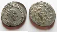 Ancient Coins - ANTIOCH. PHILIP I BILLON TETRADRACHM