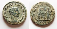 Ancient Coins - ORIGINAL DESERT PATINA: MAXIMIANUS AE ANTONINIANUS