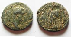 Ancient Coins - JUDAEA CAPTA. TITUS . AE 22