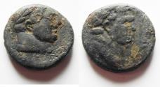 Ancient Coins - DECAPOLIS. PHILADELPHIA. DOMITIAN AE 23