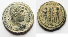 Ancient Coins - AS FOUND CONSTANTINE AE 3