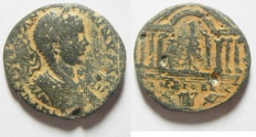 Ancient Coins - PHOENICIA , ELAGABALUS, TYRE AE 28