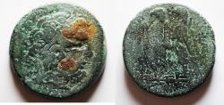 Ancient Coins - PTOLEMAIC KINGDOM. PTOLEMY II AE 41