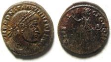 Ancient Coins - CONSTANTINE I AE FOLLIS, NICE