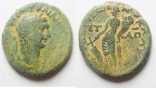Ancient Coins - JUDAEA. GALILEE : Tiberias, Trajan AE 26