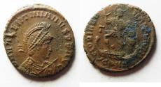 Ancient Coins - VALENTINIAN II 375-392 AD AE