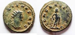 Ancient Coins - ORIGINAL DESERT PATINA. GALLIENUS AE ANTONINIANUS