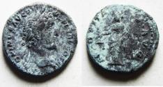 Ancient Coins - ROMAN IMPERIAL. ANTONINUS PIUS SILVER DENARIUS