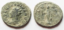 Ancient Coins - AS FOUND: CLAUDIUS II GOTHICUS AE ANTONINIANUS