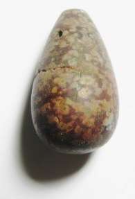 Ancient Coins - ANCIENT EGYPT , GRANITE BEAD , OVER 2000 YEARS OLD
