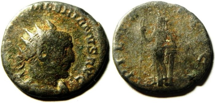 Ancient Coins - ROMAN BILLON ANTONINIANS