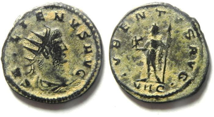 Ancient Coins - BEAUTIFULL GALLIENUS ANTONINIANUS