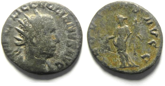 Ancient Coins - GALLIENUS ANTONINIANUS , BILLON
