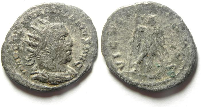 Ancient Coins - PHILIP I  BILLON ANTONINIANUS