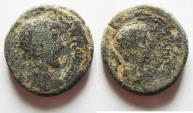 Ancient Coins - DECAPOLIS. PHILADELPHIA. MARCUS AURELIUS AE 21