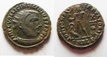Ancient Coins - LICINIUS I AE 3 . ALEXANDRIA MINT