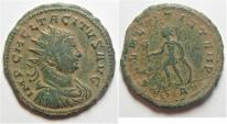 Ancient Coins - TACITUS AE ANTONINIANUS. NICE PORTRIAT