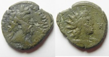 Ancient Coins - Egypt Alexandria under Marcus Aurelius (AD 161-180). Billon tetradrachm (23mm, 11.67g).