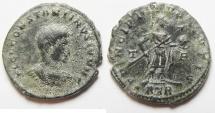 Ancient Coins - constantine ii ae follis, trier