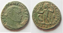 Ancient Coins - CONSTANTINE I THE GREAT AE FOLLIS