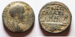 Ancient Coins - DECAPOLIS, Gadara. Gordian III. AD 238-244. Æ 24