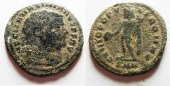 Ancient Coins - GALERIUS AE FOLLIS. AS FOUND