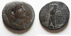 Ancient Coins - TELMODIC SELA: Seleucis and Pieria. Antioch. Nero. AD 54-68. AR TETRADRACHM