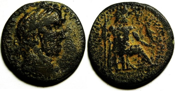 Ancient Coins - PROVINCIAL COIN, AE 25 , UNKNOWN EASTERN MINT