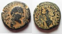 Ancient Coins - BEAUTIFUL STYLE & QUALITY FOR THE TYPE: ARABIA. RABBATH-MOBA. SEPTEMIUS SEVERUS AE 26