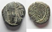 Elymais Dysnasty, Phraates (Early mid 2nd century AD), AE drachm