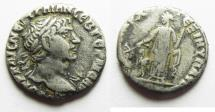 Ancient Coins - decapolis. bostra. trajan silver drachm