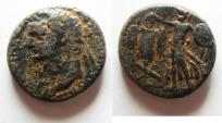 Ancient Coins - JUDAEA CAPTA UNDER DOMITIAN AE 22
