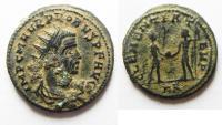 Ancient Coins - BEAUTIFUL AS FOUND PROBUS ANTONINIANUS