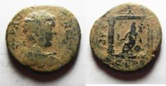 Ancient Coins - ARABIA. PETRA. GETA AE 29