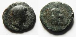 Ancient Coins - HADRIAN AE SEMIS