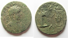 Ancient Coins - Phoenicia. Tyre under Valerian I (AD 253-2600. ae 27mm, 10.55g.