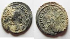Ancient Coins - VALERIAN II ANTONINIANUS . AS FOUND