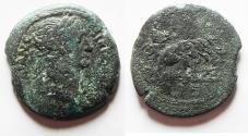 Ancient Coins - EGYPT. ALEXANDRIA. TRAJAN AE DRACHM