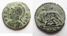 Ancient Coins - CHOICE: CONSTANTINE I AE 3 . COMMEMORATIVE