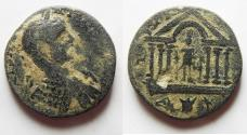 Ancient Coins - PHOENICIA. TYRE. ELAGABALUS AE 25