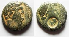Ancient Coins - DECAPOLIS. PHILADELPHIA. DOMITIAN AE 23