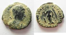 Ancient Coins - VALENS AE 3