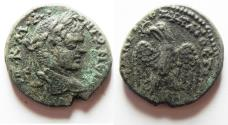 Ancient Coins - ANTIOCH. CARACALLA. BILLON TETRADRACHM