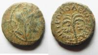 Ancient Coins - Phoenicia, Tyre. Pseudo-autonomous issue. AE 16