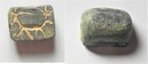 Ancient Coins - JORDAN. BRONZE AGE 2500 B.C BRONZE SEAL